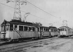 Debreceni vasút régen