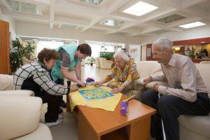 Szociális ellátás és idősek otthona